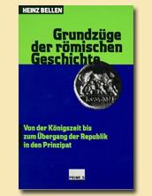 Grundzüge der römischen GEschichte Band I