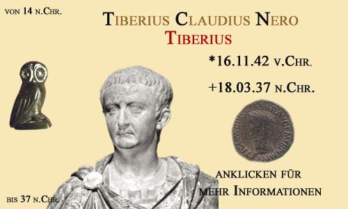 Kaiser Tiberius Claudius Nero