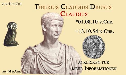 Kaiser Tiberius Claudius Drusus (Claudius)