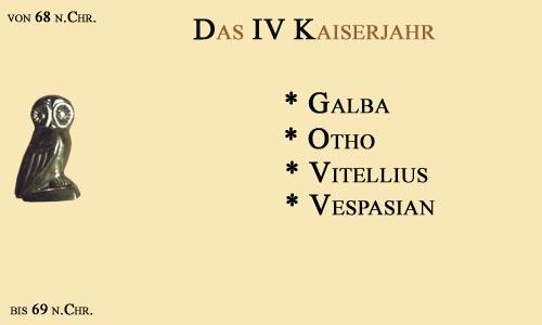 Das IV Kaiserjahr