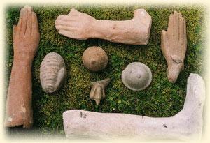 römische Protesen
