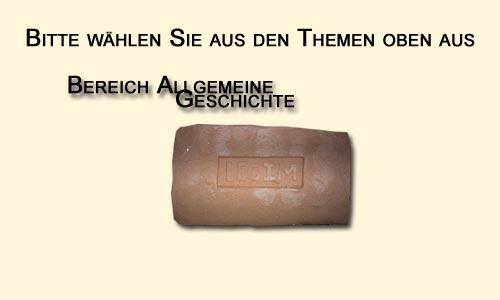 Allgemeine Geschichte Logo
