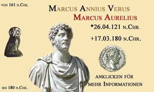 Kaiser Marcus Annius Verus (Marcus Aurelius)