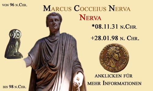 Kaiser Marcus Cocceius Nerva (Nerva)
