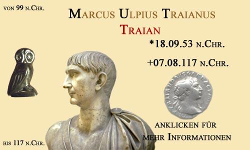 Marcus Ulpius Traianus (Traian)
