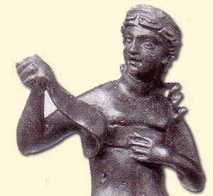 römischer BH