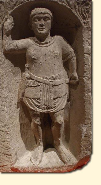 Cingulum eines Soldaten der Leg I Germanica